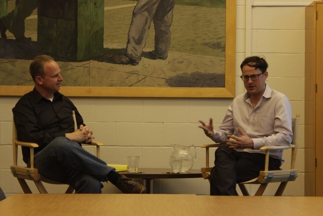 David Domke chats with Nate Silver