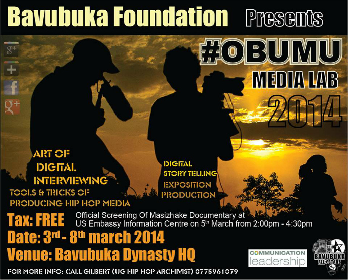 Discovering Obumu through Hip-Hop 2