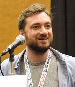 Dave Etherington at SXSW 2015